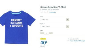 cheap walmart baby clothes
