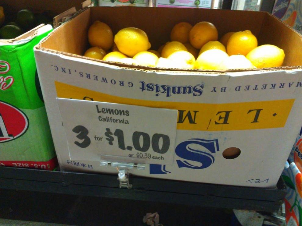 lemon persia foods