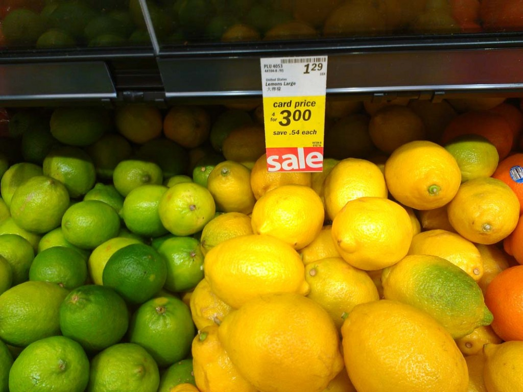 lemon price smart