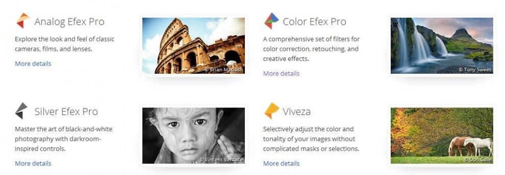 google nik collection plugin download free