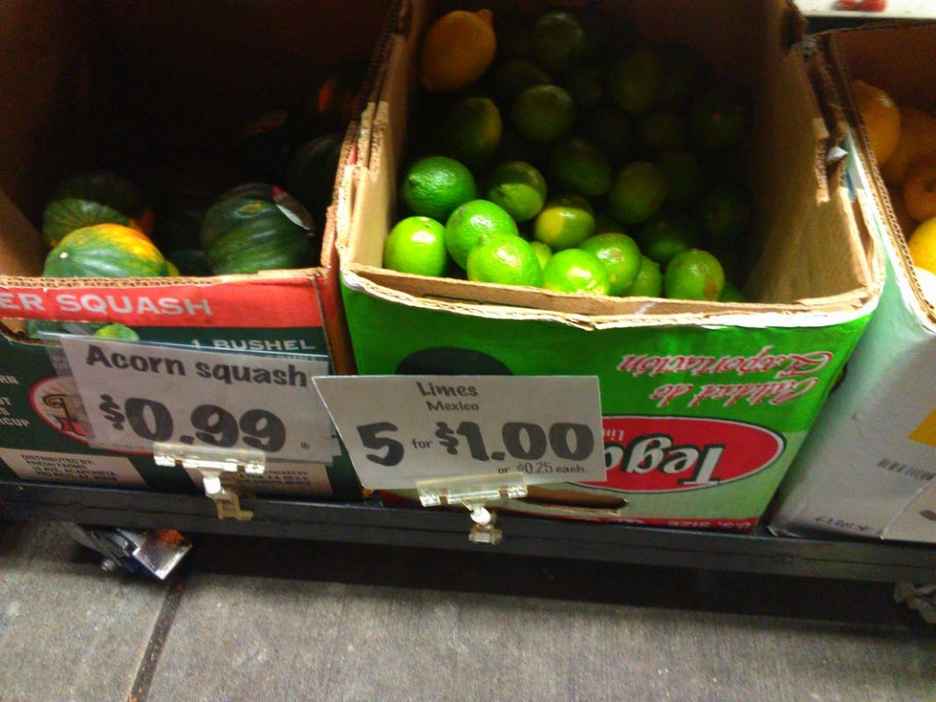 persia foods green lime